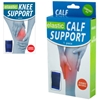 Elastic Calf and Knee Support Brace