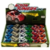 Mini Friction Powered Race Cars Countertop Display