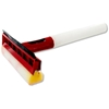 Squeegee With Built-In Spray Bottle