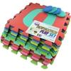 10 Piece Hopscotch Play Set