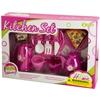 Mini Kitchen Play Set With Food