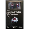 Nhl Licensed Colorado Avalanche Earphones