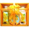 Sunflower Lemon Kiss 4Pc Gift Set