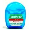 Orabrite Premium Dental Floss - Plain