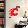 Calgary Flames Teammates Logo