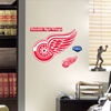 Detroit Red Wings Teammates Logo