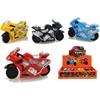 Mini Friction Stunt Motorcycle Toy