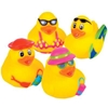 Beach Design Rubber Ducks