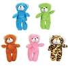 Plush Toy Tiger And Bears