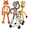 """4"""" Bendable Zoo Animals"""