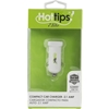 Hottips Elite 2.1A Dual Usb Bullet Car Charger- Carton Of 4