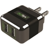 Hottips Elite 3.4A Dual Usb Wall Charger- Carton Of 4