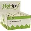 Hottips Tray Pack Aio Charger- 6 Packs Of 8-Count