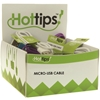 Hottips Tray Pack Micro Usb Cable Assorted- 6 Packs Of 24