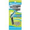 Handy Solutions 3-Pack Men'S Twin Blade Razors