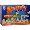 12/3 Pack Snappy Butter Popcorn - Microwave