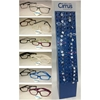 Cirrus Value Reading Glasses Display