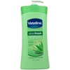 Unisex Vaseline Aloe Fresh Hydrating Body Lotion