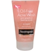 Unisex Neutrogena Oil Free Acne Wash 4.2 Oz