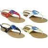 Women'S Beaded Sandals