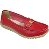 Women'S Loaf Leather Moccasins