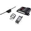 Cspi - 2-Way Lcd Paging Alarm and Keyless Entry System With Rechargeable Remote