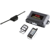 Cspi - 2-Way Lcd Paging Combo Alarm, Keyless Entry and Remote Start System With Rechargeable Remote