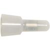 Db Link - Clear Nylon Close-End Wiring Crimp Cap, 100 Pack (12/10 Gauge)