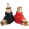 Db Link - Rca Right-Angle Adapters, 2 Pack