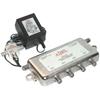 Eagle Aspen - Signal Combiner/Amplified 4-Way Splitter