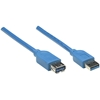 Manhattan - A-Male To A-Female Superspeed Usb 3.0 Extension Cable (2M)