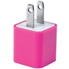Iessentials - Iphone(R)/Ipod(R)/Smartphone Usb Home Charger (Pink)