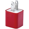 Iessentials - Iphone(R)/Ipod(R)/Smartphone Usb Home Charger (Red)