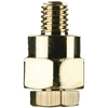 Install Bay - Brass Battery Side-Post Adapter