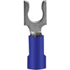 Install Bay - Vinyl Fork Spade, 100 Pack (16 - 14 Gauge; 8)