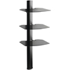 Omnimount - Tria 3-Shelf Wall Furniture System