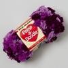Red Heart Pomp-A-Doodle - Plush Plum, 3.5 Oz