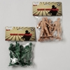 Military Figure Playset 4 Pack