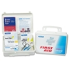 "Acme United Corporation First Aid Station,For 25 People,131 Pieces,10""X7""X3"",White"