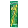 Dixon Ticonderoga Company Laddie Pencil, No. 2, Without Eraser, Yellow