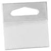 "3M Commercial Office Supply Div. J-Hook Hang Tags, With Delta Punched Holes, 2""X2"""