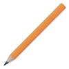 "Integra Golf Pencil, 3-1/2"" Pre Sharpened, 144/Bx, Yellow"