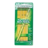 Dixon Ticonderoga Company Pencil, Ticonderoga, No.2, 10/Cd, Yellow