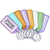 """Mmf Industries Key Tags, Replacement, 2-1/4""""X1/4""""X13/16"""", Multicolored"""
