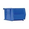 """Akro-Mils Bins, Unbreakable/Waterproof, 4-1/8""""X5-3/8""""X3"""", Blue"""