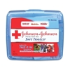 Johnson and Johnson Safe Travels First Aid Kit,70 P