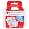 Johnson and Johnson Mini First Aid Kit