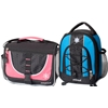 Insulated Messenger Style Lunch Tote Collection