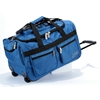 Carry-On Bag Multi-Pocket Design Telescopic Handle