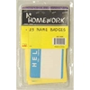 """Name Badges """"Hello"""" - 25 Pack"""